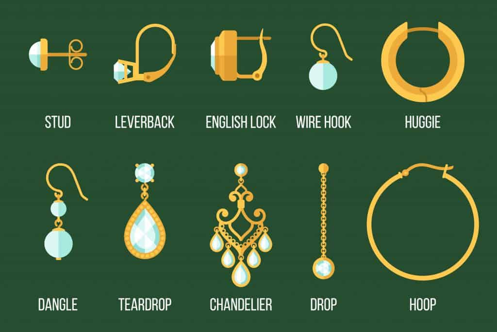 earring back examples