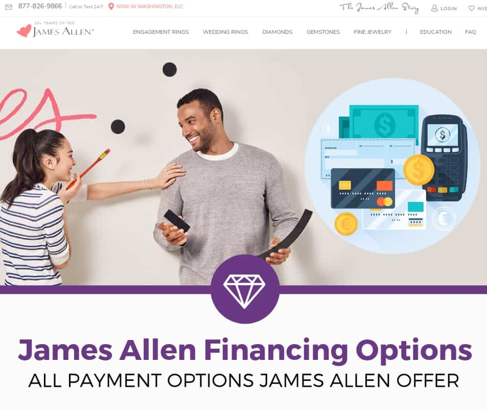 James Allen Financing Options