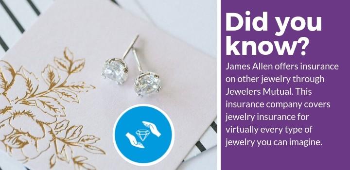 James Allen Jewelry Insurance