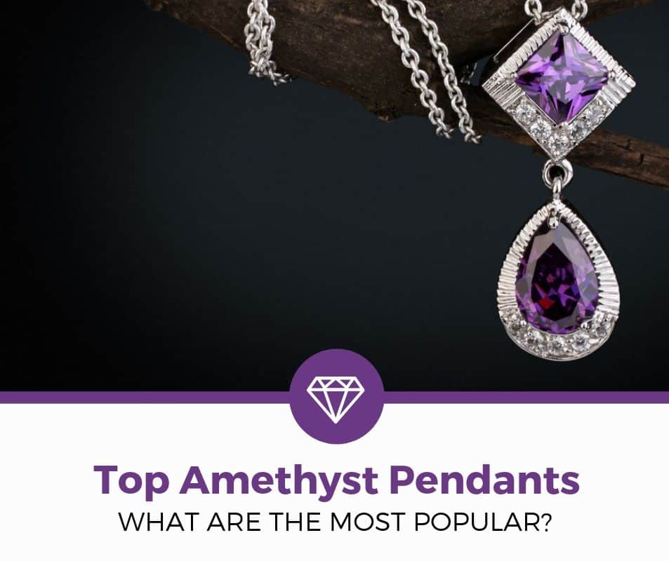 best amethyst pendants