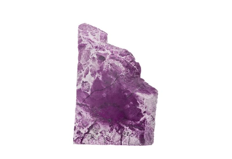 purple jasper purple gemstone