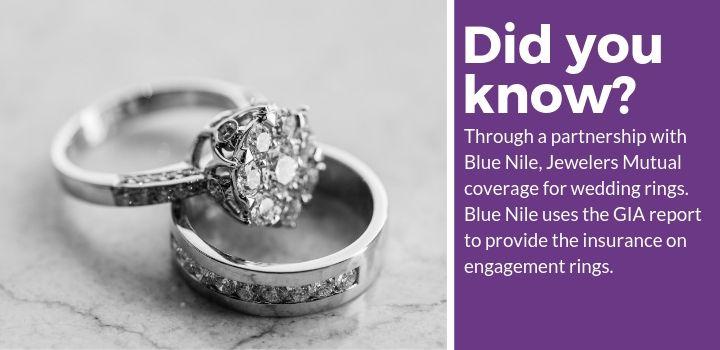 Blue Nile Insurance On Engagement Rings