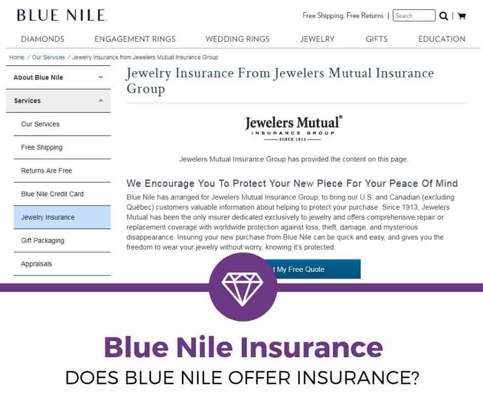Blue Nile Insurance