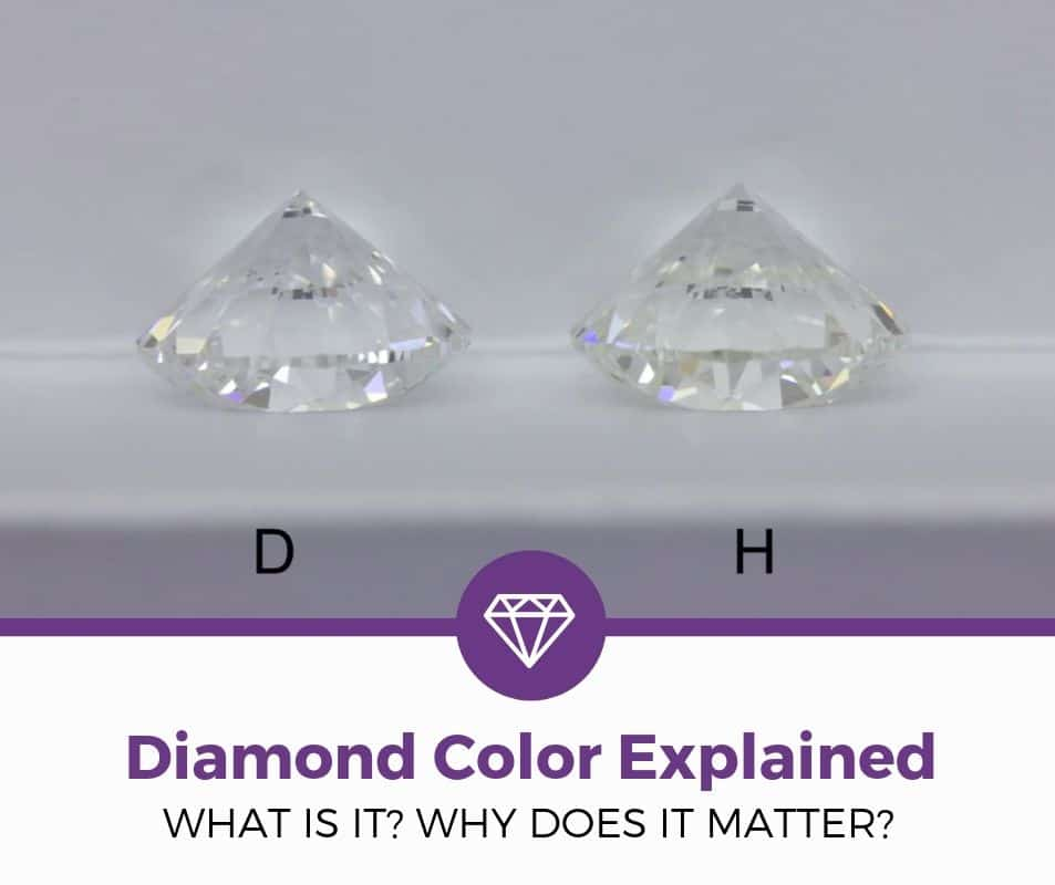 diamond color explained and buying tips