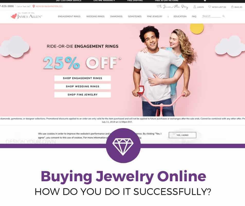 how to buy jewelry online