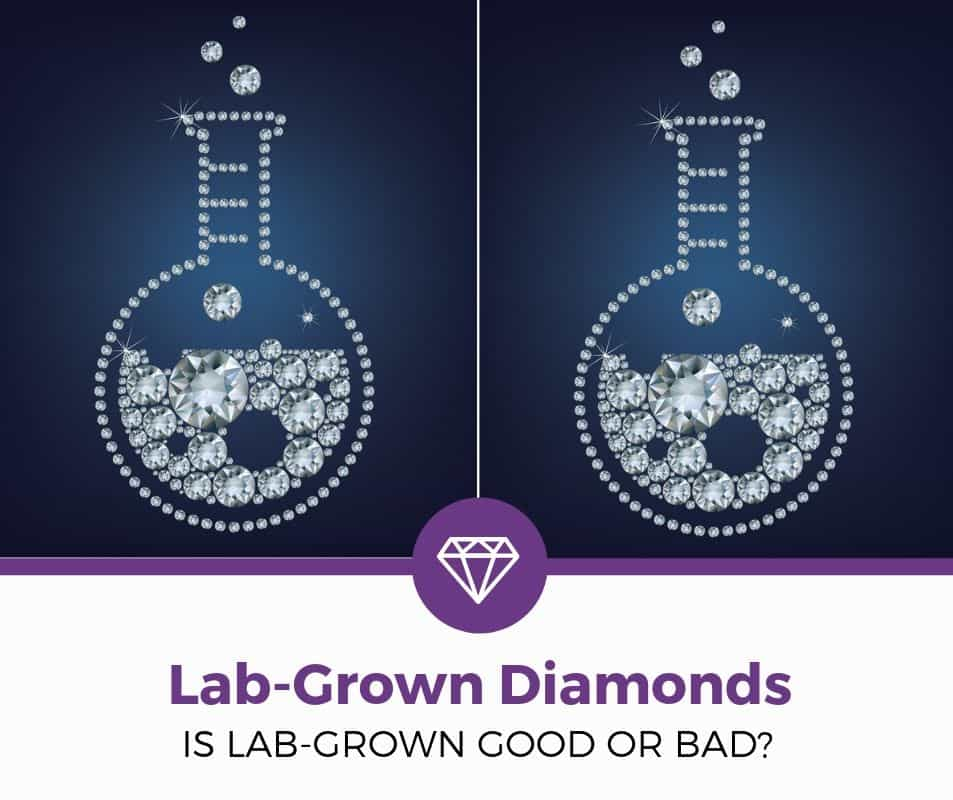lab grown diamonds and gemstones good or bad