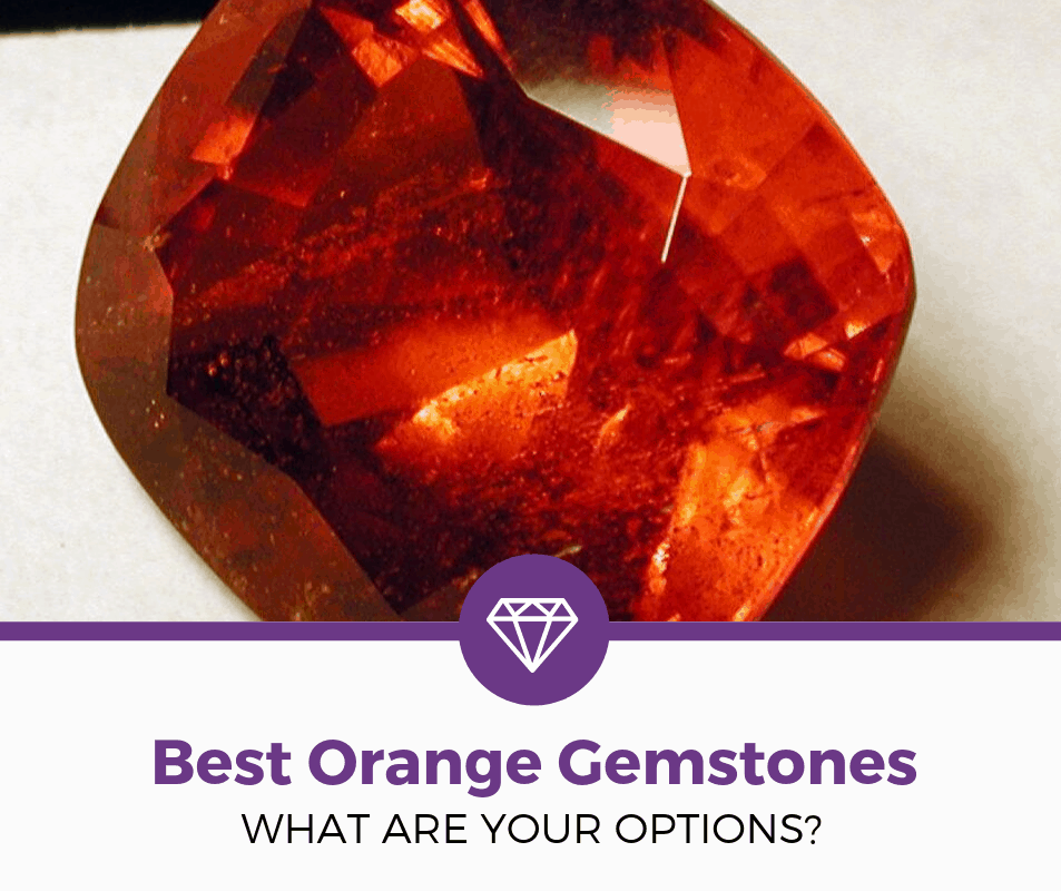 best orange gemstones
