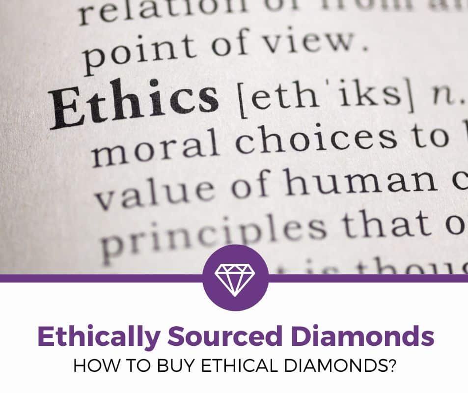 how to buy ethically sourced diamonds