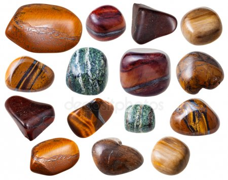 tigers eye gemstones