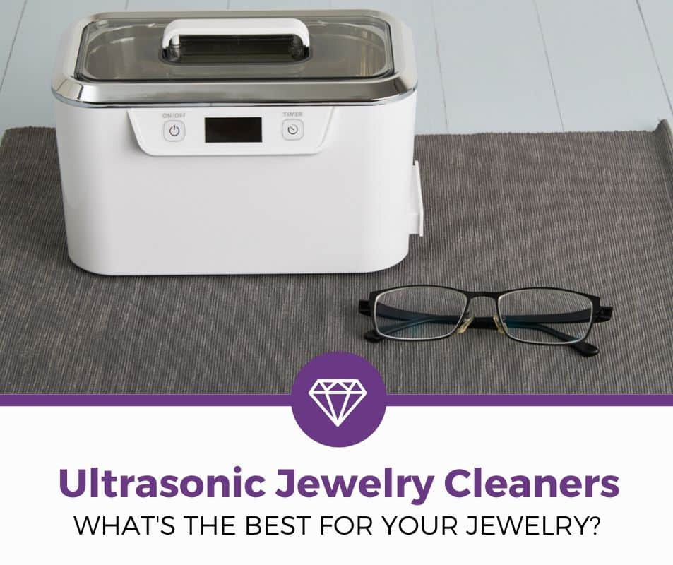 top 5 best ultrasonic cleaner for jewelry