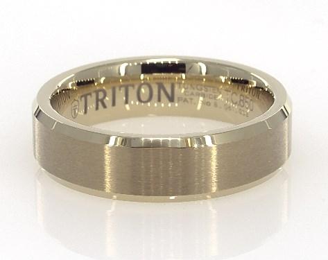 1. Yellow Tungsten Carbide by Triton