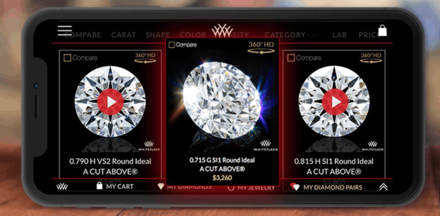 whiteflash diamond retailer