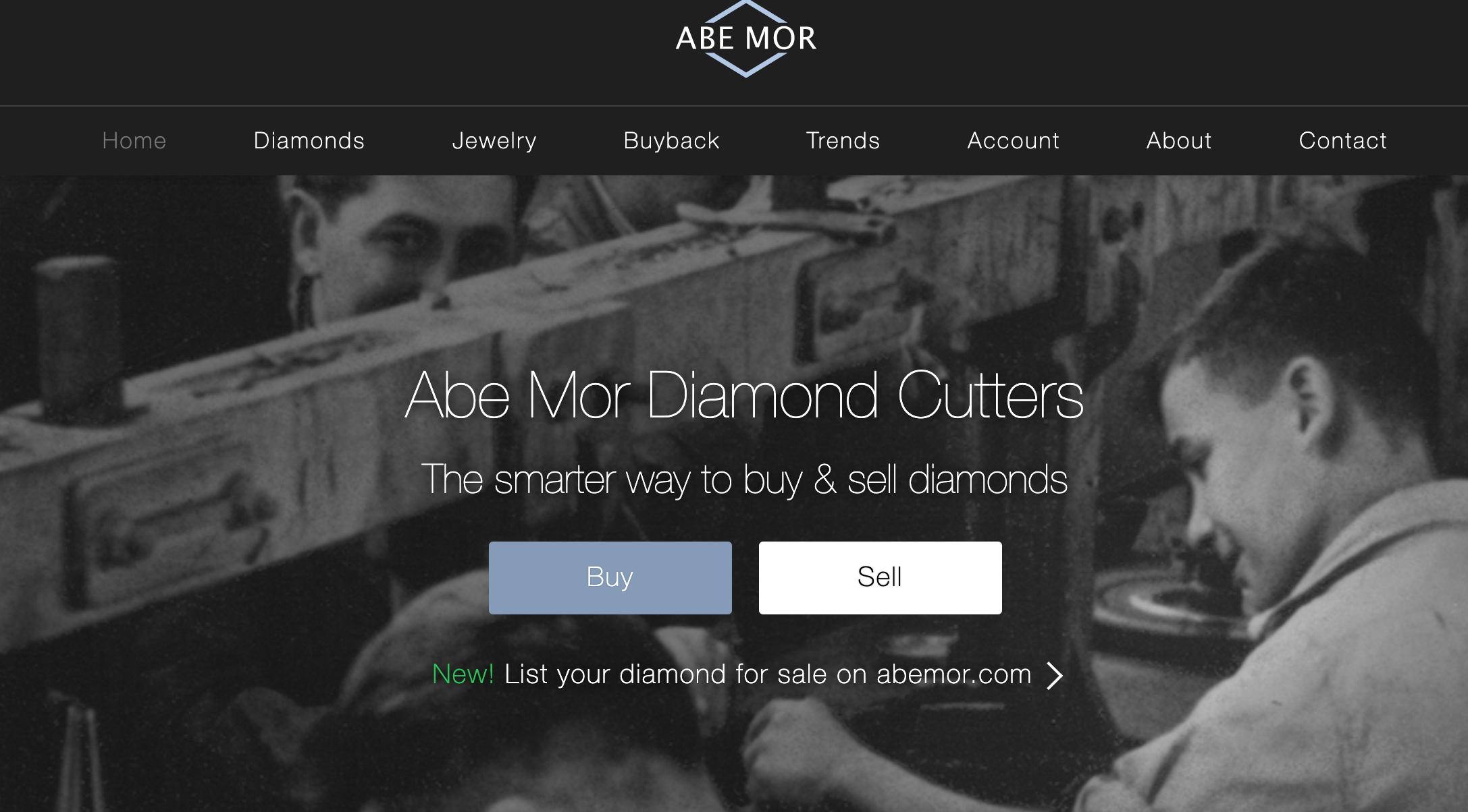 abe mor online diamond earrings store