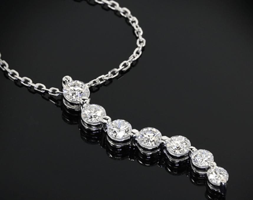whiteflash diamond pendants online