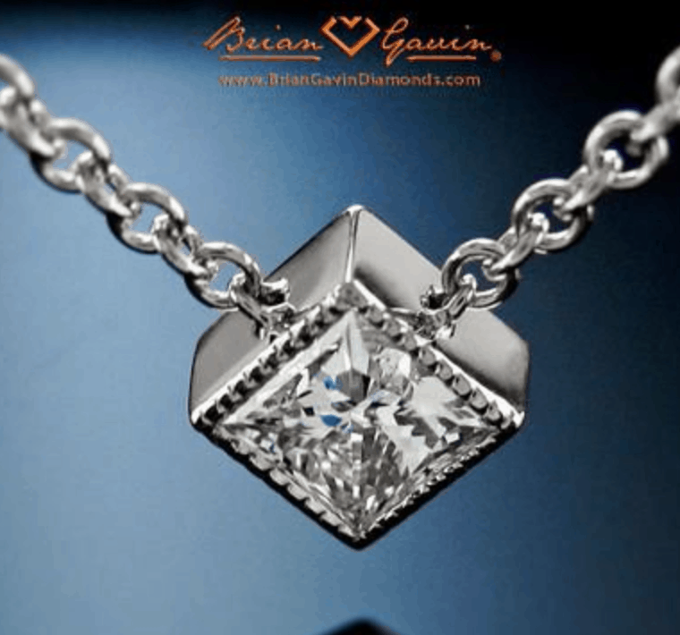 brian gavin diamond pendants