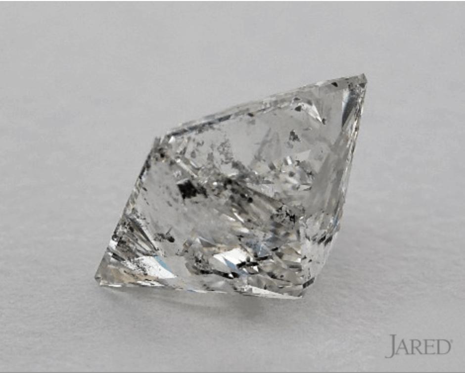Jared diamond side view