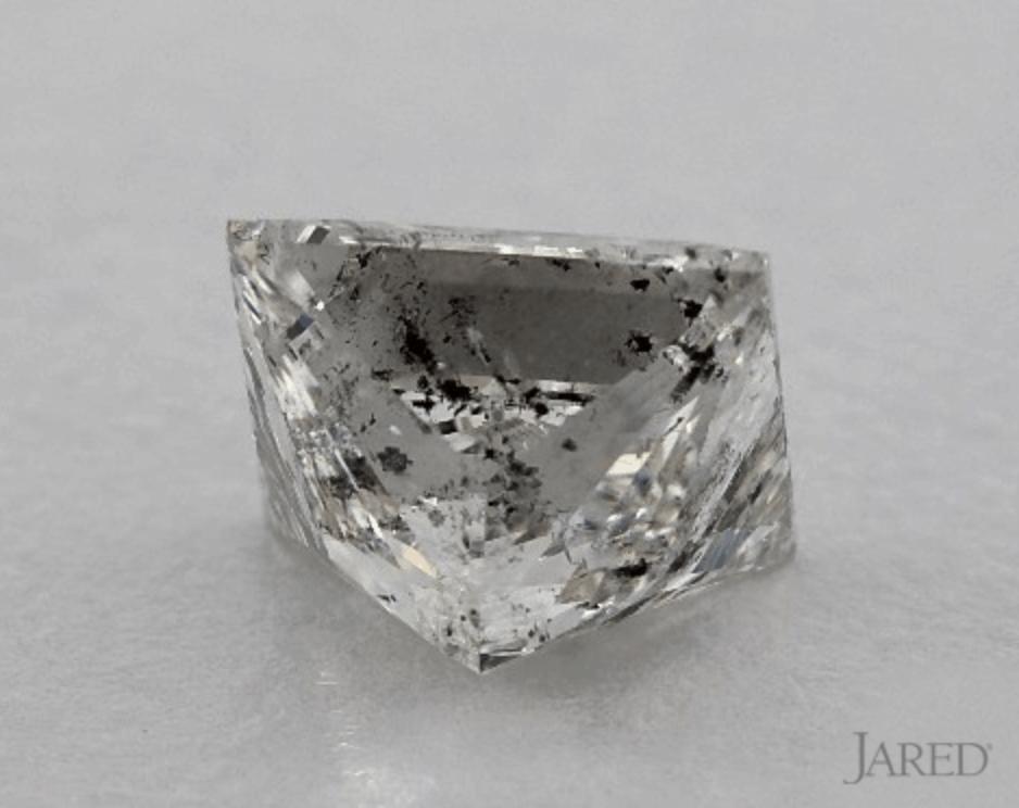 Jared diamond inclusions