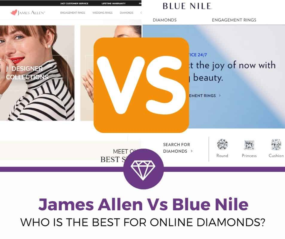 Blue Nile vs James Allen review