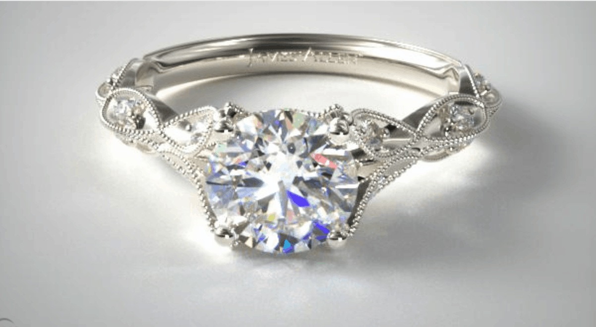 james allen 2 carat engagement ring