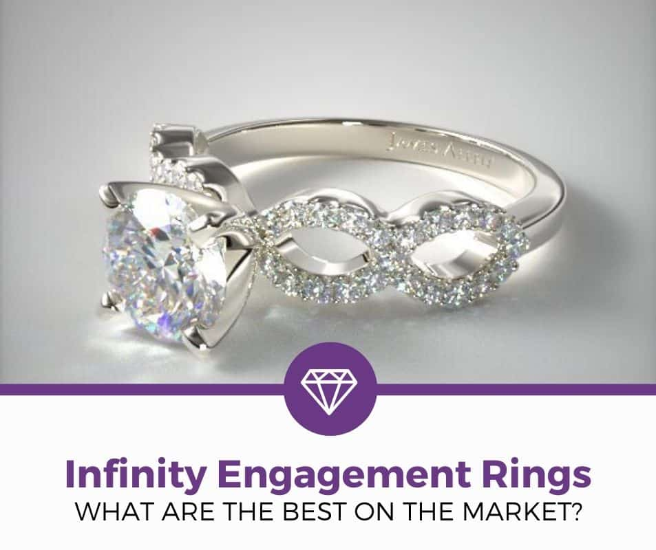 top best infinity engagement rings reviewed