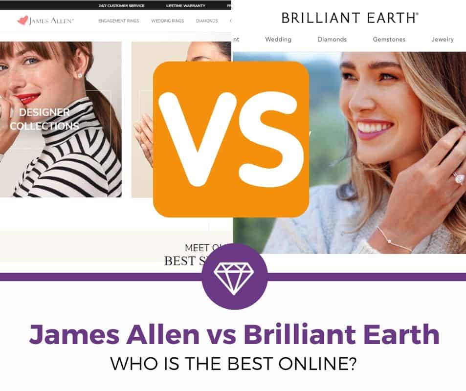 Brilliant Earth vs James Allen