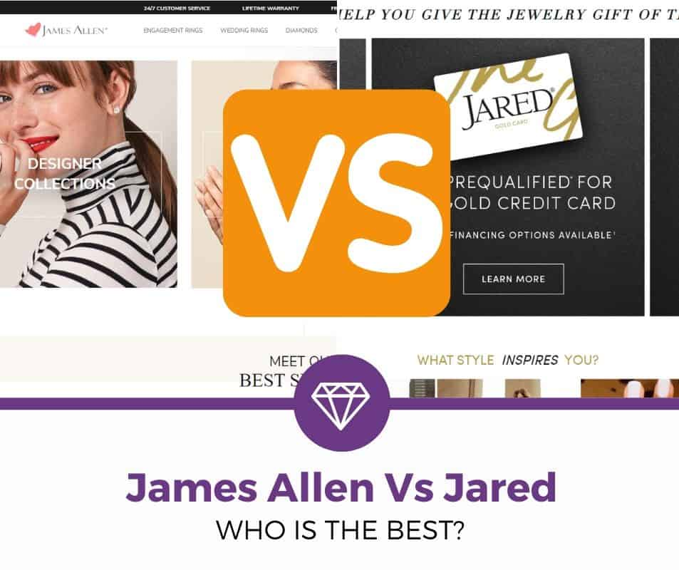 Jared vs James Allen review
