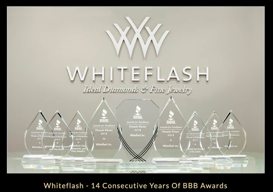 whiteflash bbb award