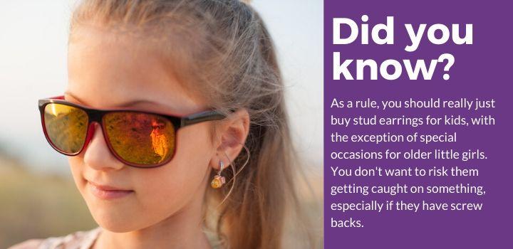 Best Earrings For Kids Facts