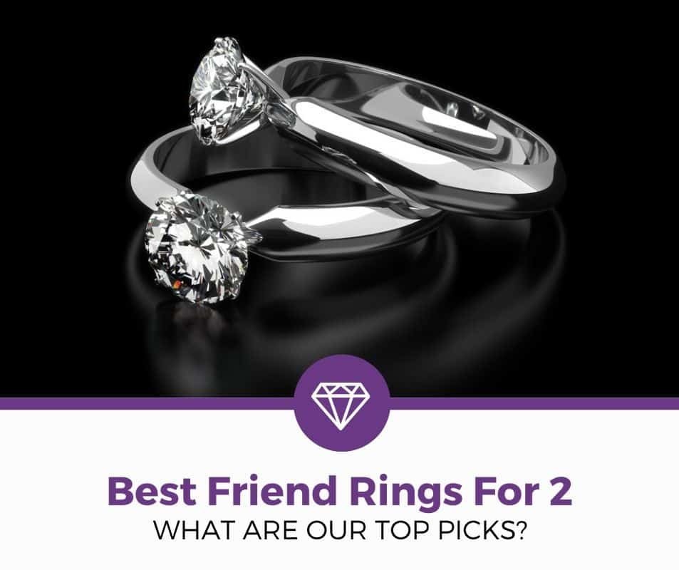 Best Friend Rings For 2 Review