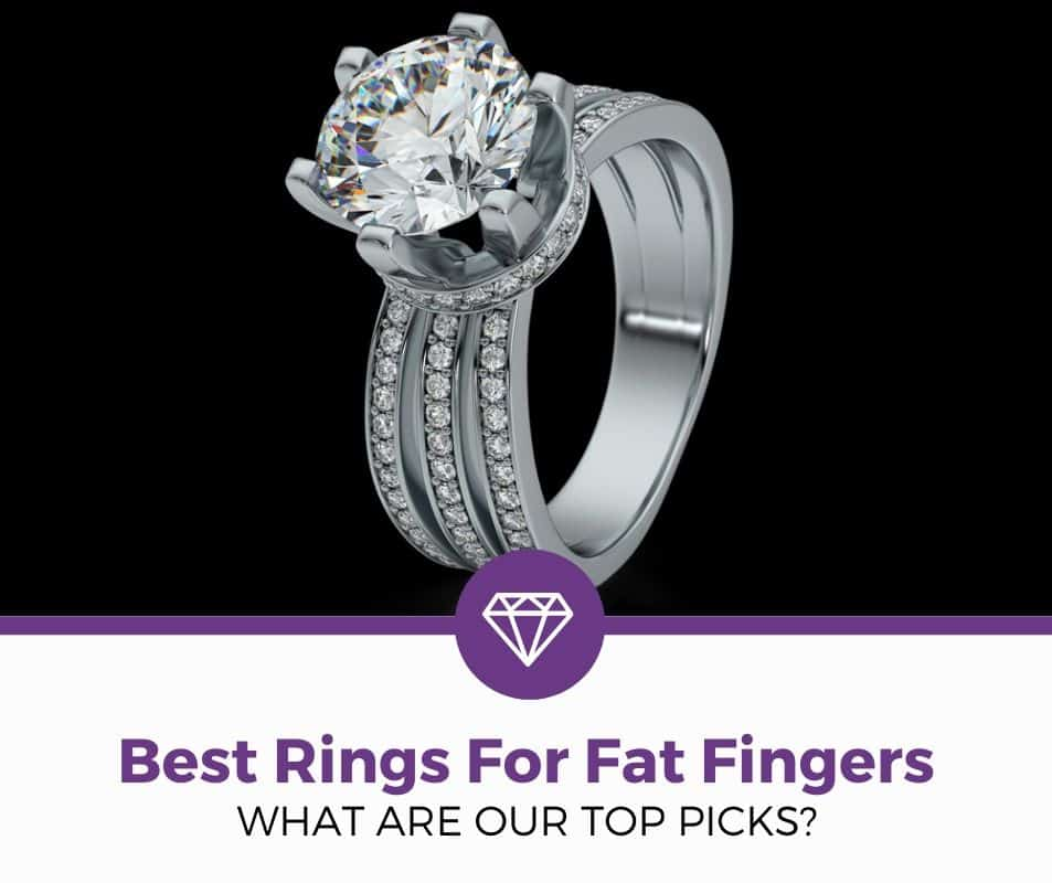 Best Rings For Fat Fingers Review