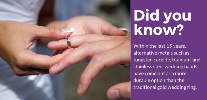 Best Wedding Rings for Men Facts