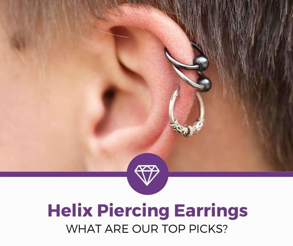 top best helix piercing earring review
