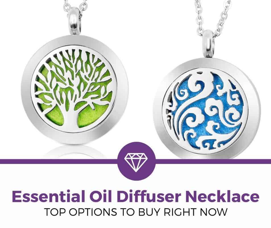 Best Diffuser Necklace