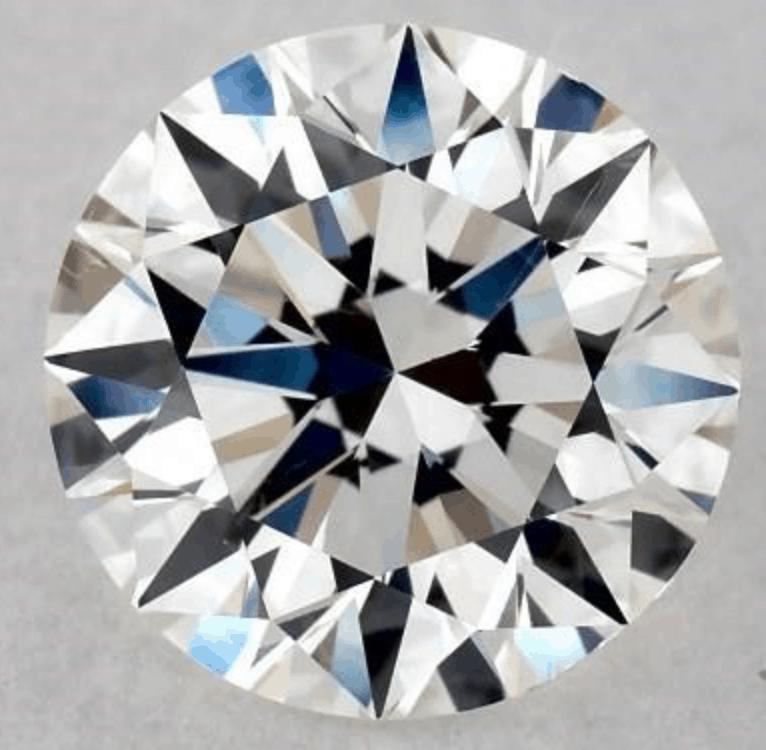 .92 round brilliant diamond