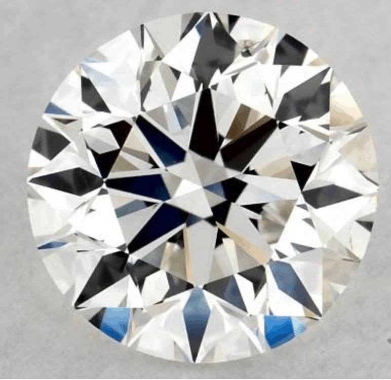 1 carat round brilliant diamond