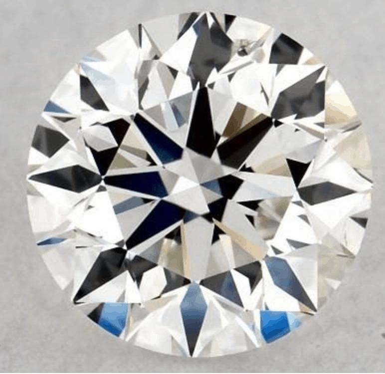 1 carat round brilliant diamond