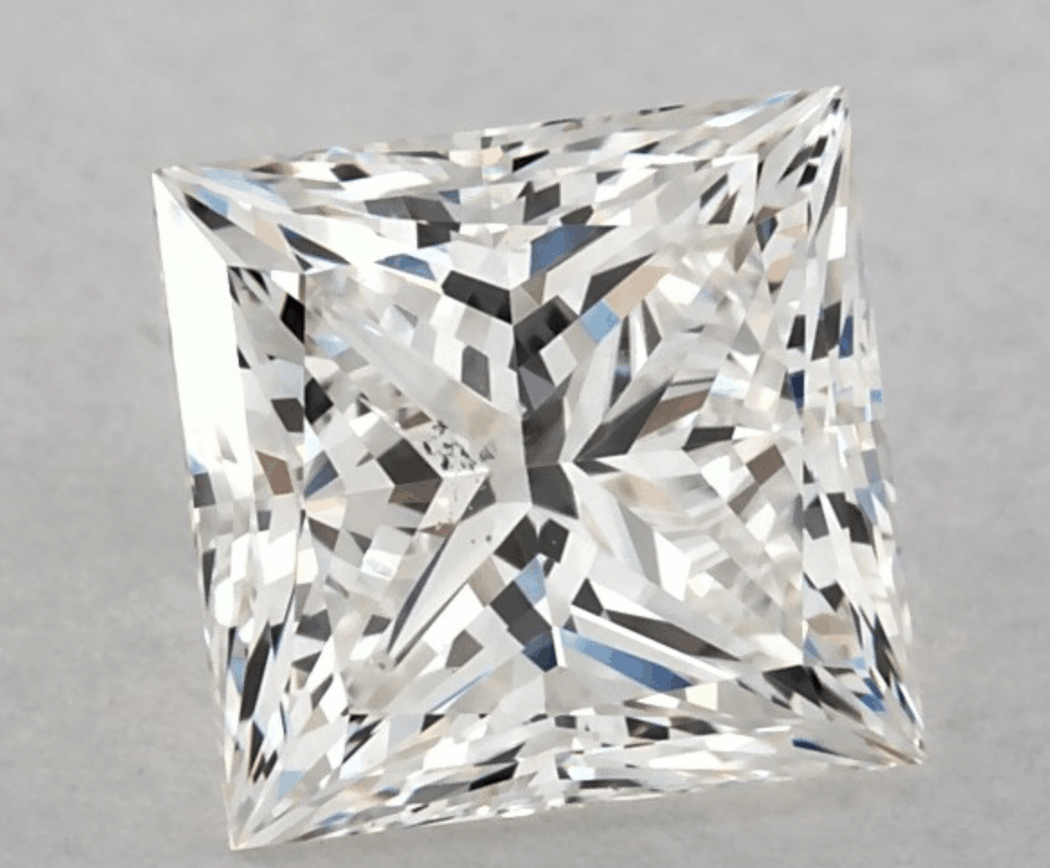 james allen princess cut diamond