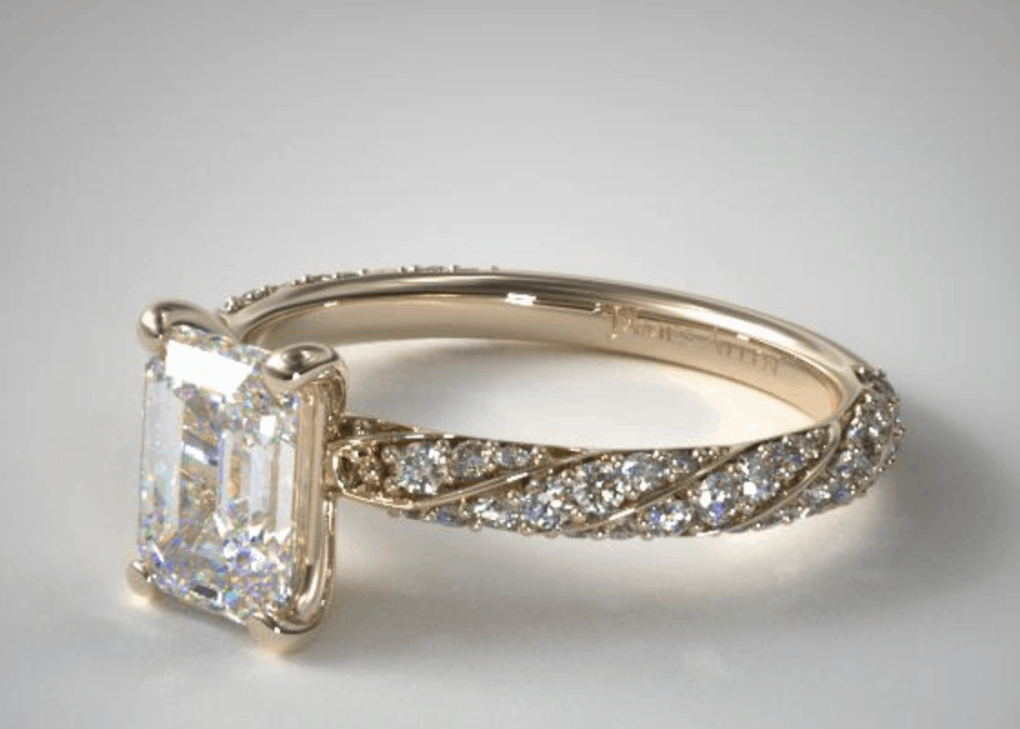 james allen diamond engagement ring
