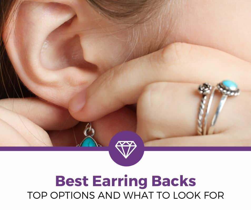 best earring backs