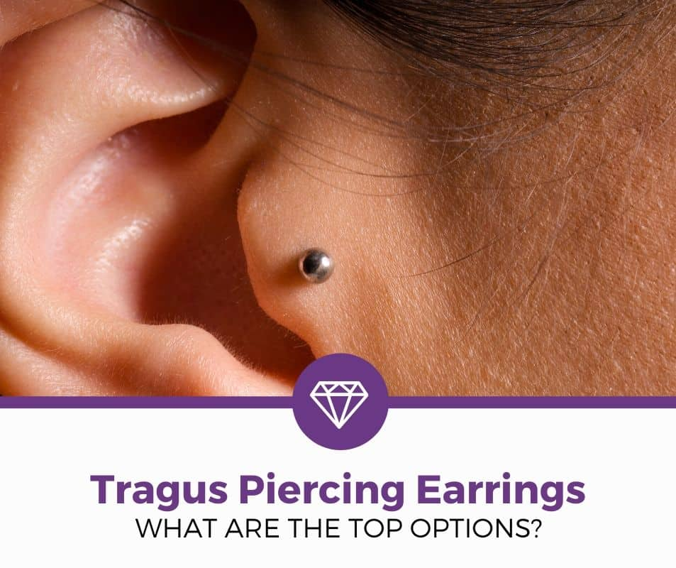 best earrings for tragus piercing