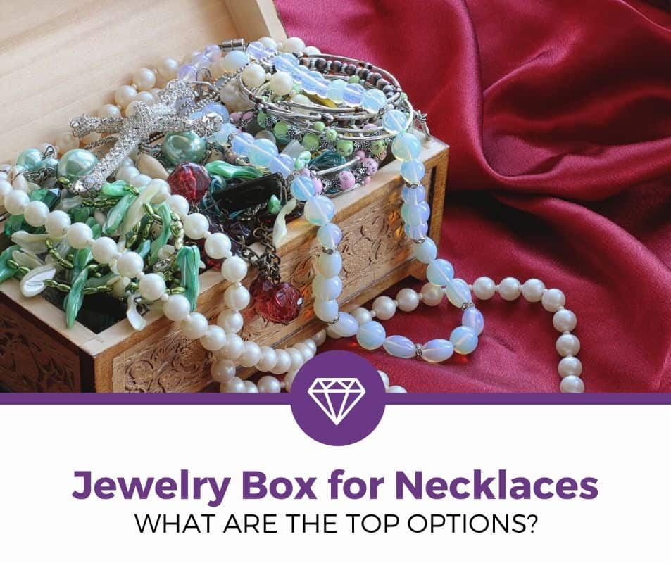 best jewelry box for necklaces