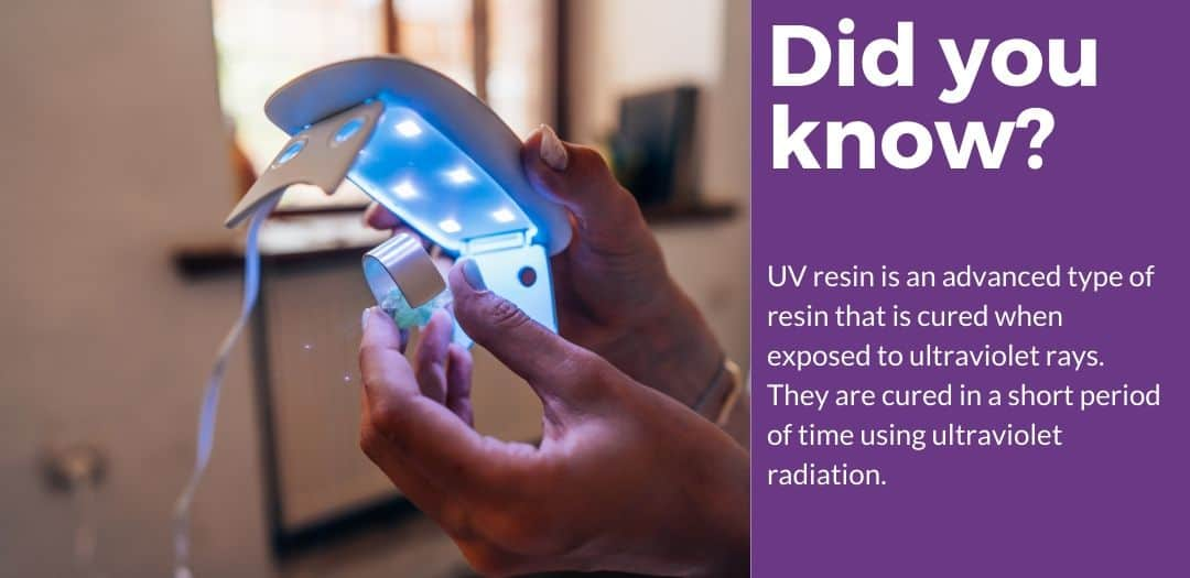 did you know best uv resin for jewelry