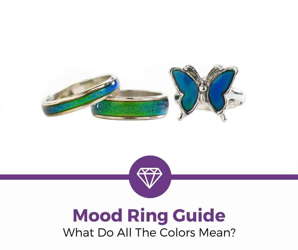 what do mood ring colors mean