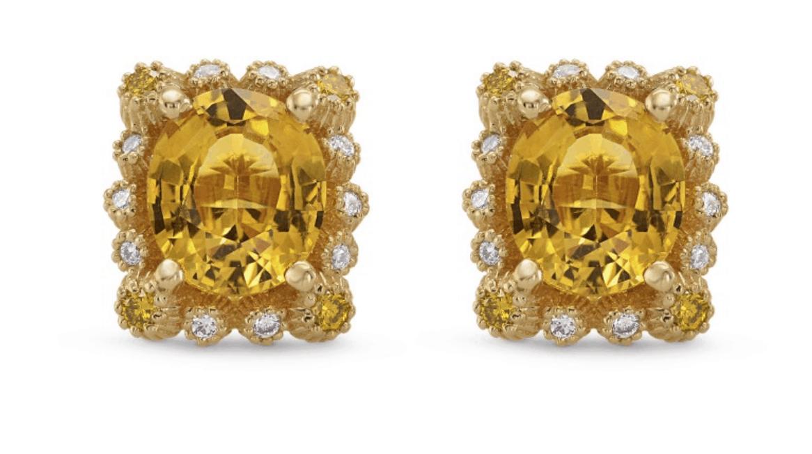 leibish yellow sapphire diamond