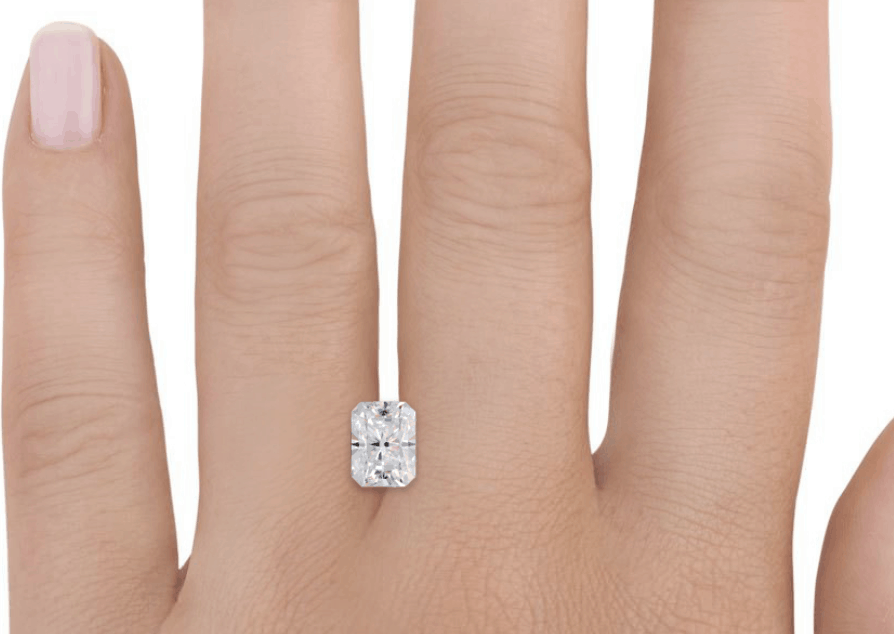 brilliant earth super premium moissanite