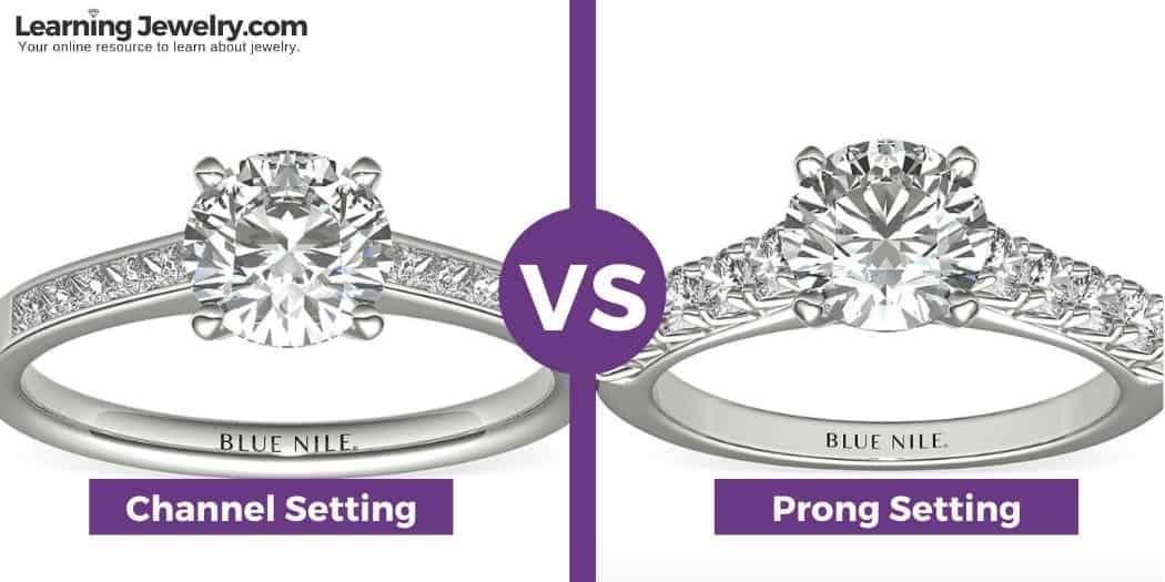 channel setting vs prong setting