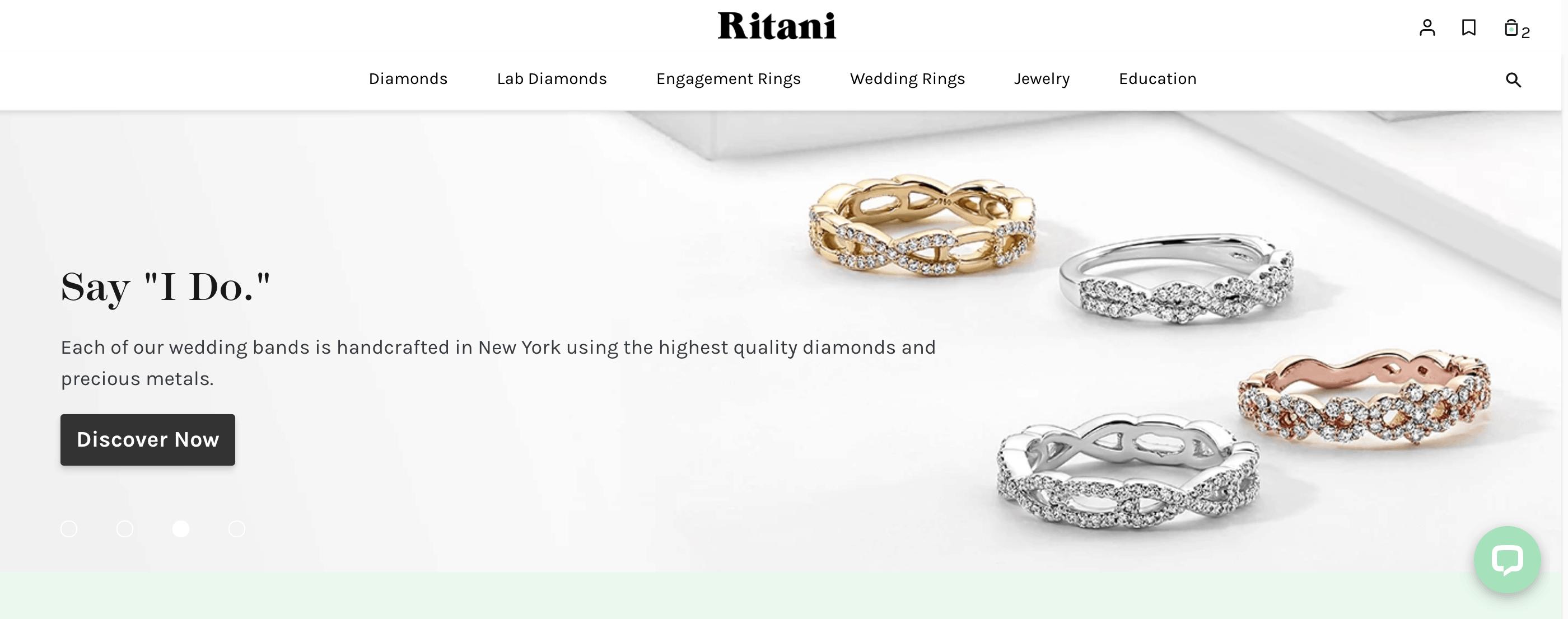 Ritani diamonds