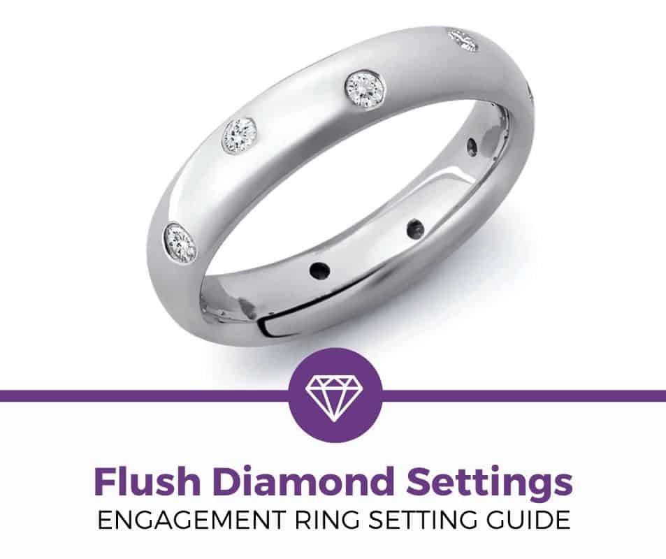 flush diamond setting pros and cons buying guide