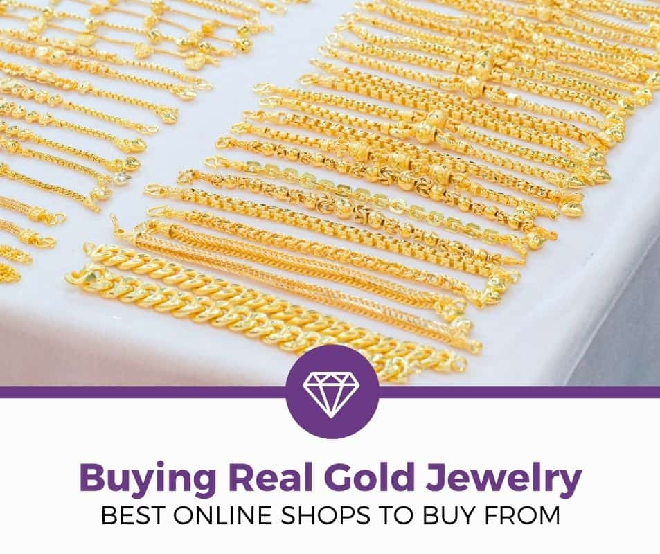 best places to buy real gold jewelry online