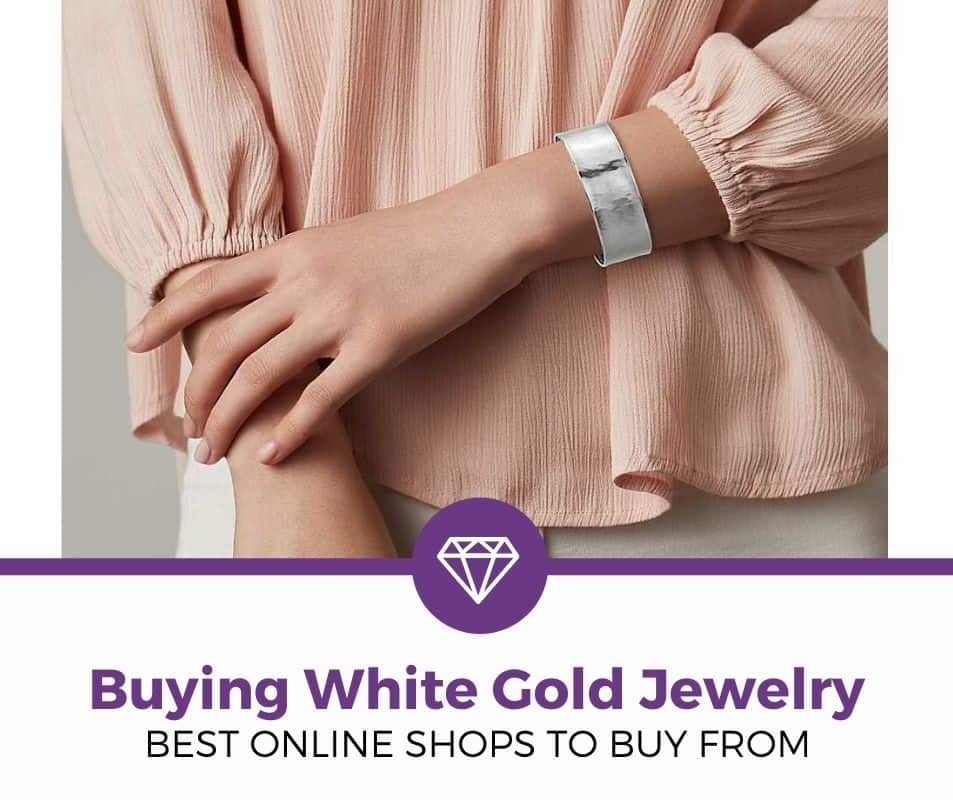 best places to buy white gold jewelry online